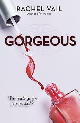 Gorgeous by Rachel Vail (English) Paperback Book Free Shipping!
