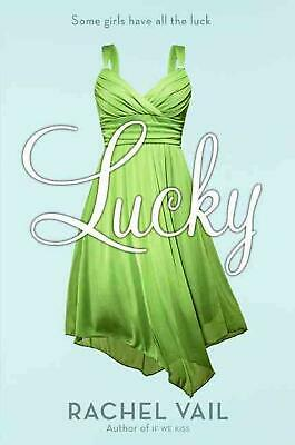 Lucky by Rachel Vail (English) Paperback Book Free Shipping!