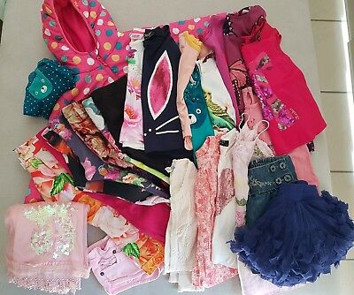 Bulk Lot Girls size 1-3 Winter Summer clothes Ted Baker Bardot Junior