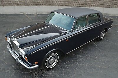 "1970 Rolls-Royce Silver Shadow - Long Wheel Base (""LWB"") - with DIVISION RESTORED - Factory ""Division"". Collectable, VERY rare, spectacular example."