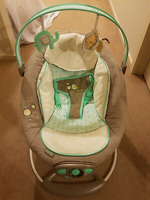 Ingenuity Automatic Baby Bouncer