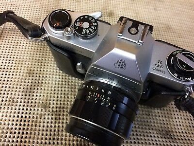 PENTAX Spotmatic SP 35mm SLR camera in excellent condition.