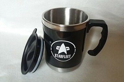 Star Trek Voyager/DS9 Thermo-Tasse / Fanartikel