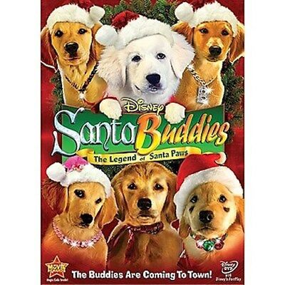Disney - Santa Buddies (DVD, 2009, Widescreen, Slipcover) *NEW* *FREE Shipping*