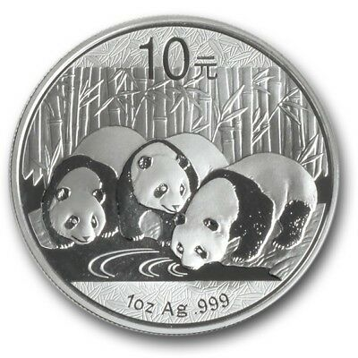 1 OZ SILVER 999 - PANDA 2013 - From the Mint - LOOK AT SALE