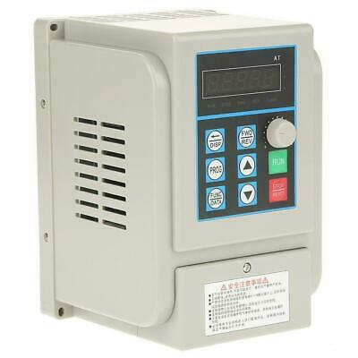 2.2KW 220V 3HP Single Phase To 3 Phase Variable Frequency Converter Motor Speed