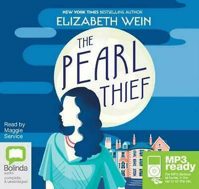 The Pearl Thief by Elizabeth Wein Free Shipping!
