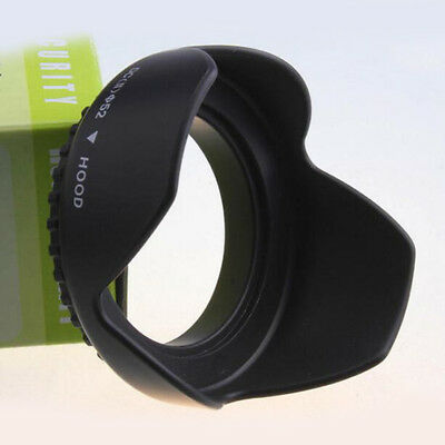 52mm Petal Lens 1 Pcs Camera For Nikon Canon Sony Flower Lens Hood Fashion