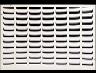 """36""""w X 24""""h Steel Return Air Grilles - Sidewall and Cieling - HVAC DUCT COVER -"""