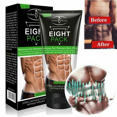 Muscle Stronger Weight Loss Fat Burning Cream Slimming Product Anti Cellulite BU