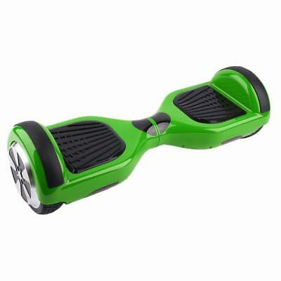 Hoverboard Scooter Electric 6.5 Self Balance Bluetooth Led Light Gyroboard Green