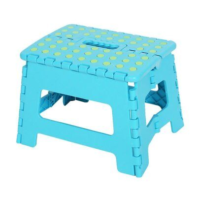 Dporticus Super Strong Folding Step Stool with Handle 300 LB Capacity for and
