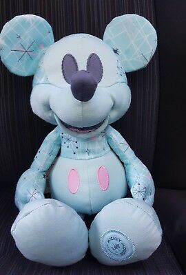 Mickey Mouse Memories Disney Soft Toy Limited Edition May 5/12 - SOLD OUT