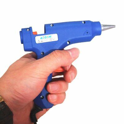 20W Professional Electric Heating Hot Melt Glue Gun Craft Repair Tool BU