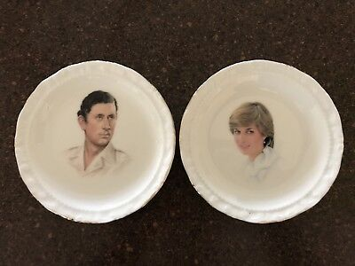 Pin Dishes Princess Diana Prince Charles