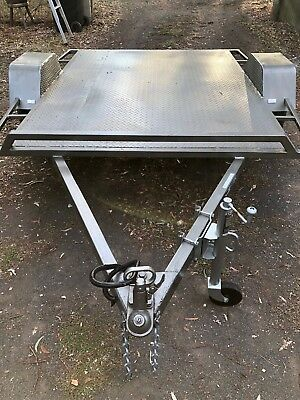 Trailer.   Flat bed Bike or Buggy