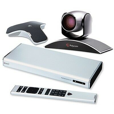 Polycom Group 300  Video Conferencing System Eagle Eye MPTZ 6