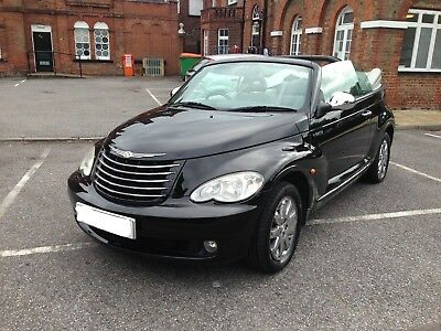 PT CRUISER CONVERTIBLE CABRIOLET 2006 2.4l