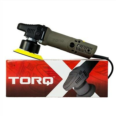 Chemical Guys BUF503 TORQ TORQX Random Orbital Polisher Free Next Day Delivery!!