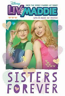 LIV and Maddie: Sisters Forever by Lexi Ryals (English) Paperback Book Free Ship