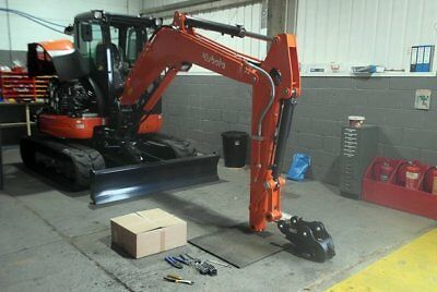 Kubota, Parts and Machines