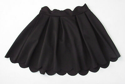 8431229514d ALTAR D STATE WOMEN S Skirt size L Large Black Pleated A-Line ...