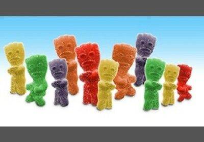 Sour Patch Kids Gummy Lollies 200g, lollies buffet