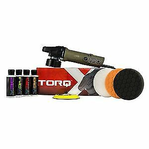 Chemical Guys TORQ Random Orbital Polisher (8 Items) Free Next Day Delivery!!