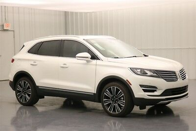 Lincoln MKC BLACK LABEL CENTER STAGE THEME 2.3 TURBOCHARGED MSRP $56672 VENTIAN LEATHER SEATING ALCANTARA HEADLINER PANORAMIC VISTA ROOF