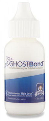 Professional Hair Labs Ghost Bond Lace Wig Adhesive Hair Glue, 1.3 oz