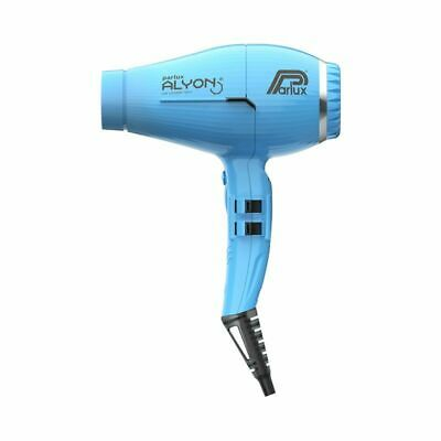 Parlux Alyon Light Air Ionizer Hairdryer - Turquoise