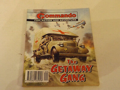 Commando War Comic Number 3030!,1997 Issue,good For Age,21 Years Old,very Rare