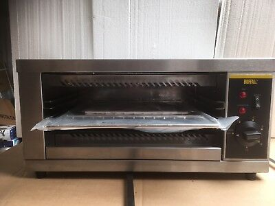 Buffalo Infrared Quartz Commercial Grill / Toaster