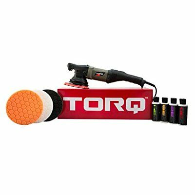 Chemical Guys TORQ 22D Random Orbital Polisher (8 Item) Free Next Day Delivery!!