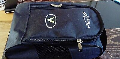 Callaway Golf Shoe Bag. (Blk)