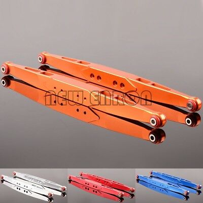 RC 1/7 Traxxas Unlimited Desert Racer ALUMINUM Trailing Arm Rear Lower Linkage