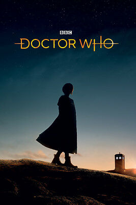 Doctor Who New Dawn 91.5 X 61 Cm  Maxi Poster New 100% Official Merchandise