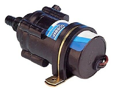 "Jabsco 42510-0000 Boat Marine 12VDC 3/8"" Hose Barb Electric Galley Water Pump"