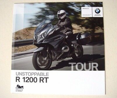 BMW . R 1200 RT . Tour . 2014 Sales Brochure