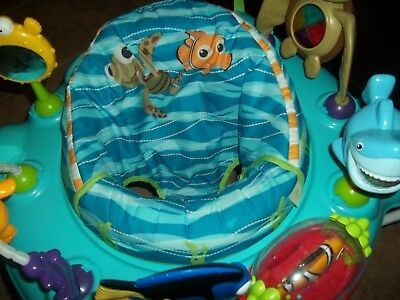 Finding Nemo Dory Bouncer Activity Center Chair Jumper Jumping