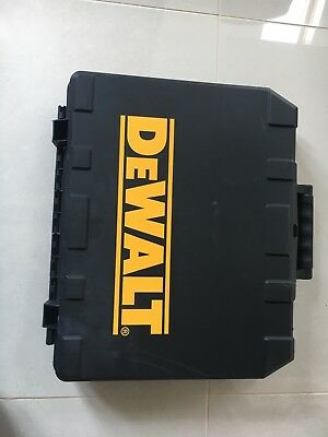 Dewalt core drill 110v D21570 - used only a few times