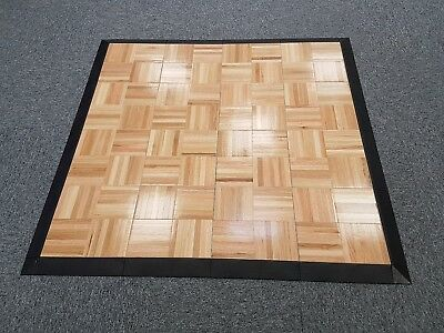Real Wood Practice Dance Floor Tap Ballet Portable Light Weight Sizes