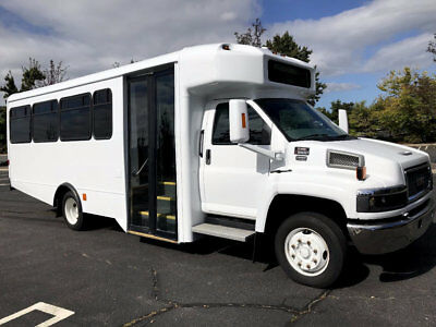 Glaval C5500 Shuttle Bus w/22 Seats Plus Driver Fully Reconditioned 101k Miles!