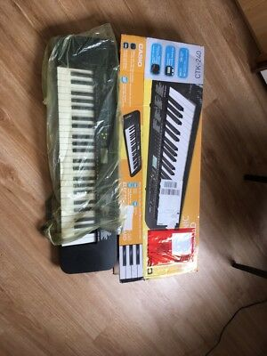casio keyboard ctk240