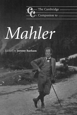 The Cambridge Companion to Mahler by Jeremy Barham (English) Hardcover Book Free