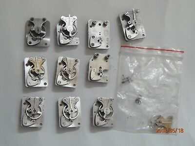 Vintage platform escapements for Smiths and Jaeger car clocks Etc.