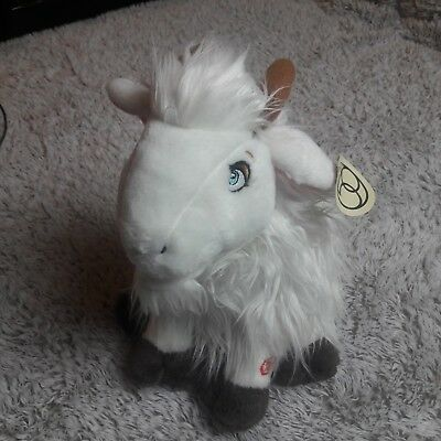 Dept 56 Critters Animated Singing Yodeling Plush Goat Sound Of Music