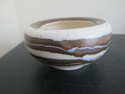 Retro AVIEMORE Studio Pottery Bowl Scotland