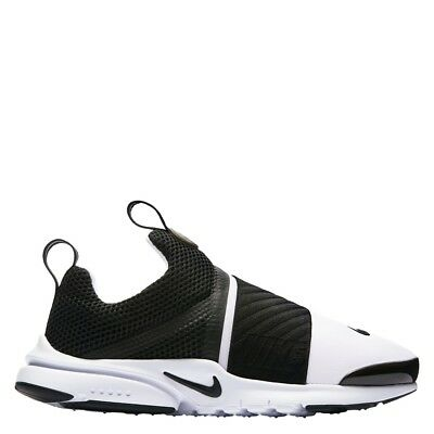 Nike Boy's Presto Extreme (GS) NEW AUTHENTIC White/Black 870020-100