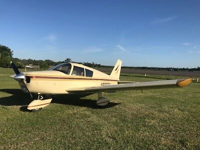 CLEAN 1965 PIPER PA-28 CHEROKEE 140 4 SEAT AIRCRAFT WITH 160 HP STC   Reduced!!!